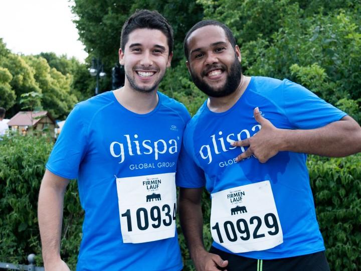 Glispa Company Run