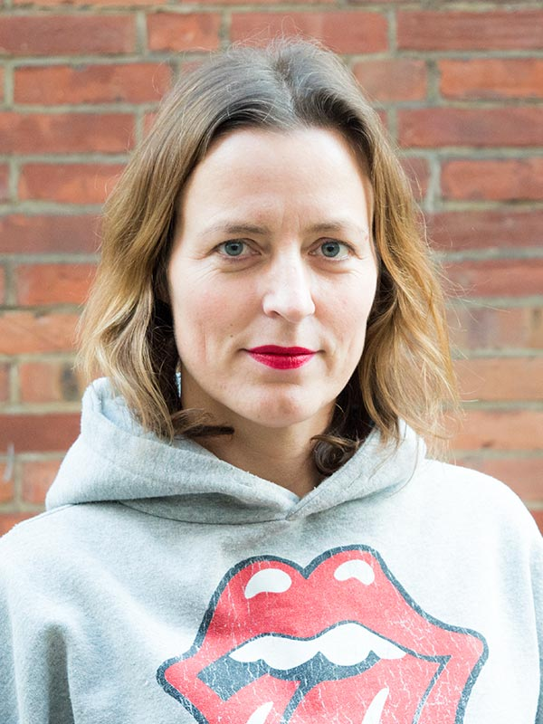 Christina Kutschinksi Director of Talent