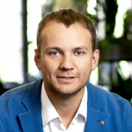 Kirill Tiufanov VP Products