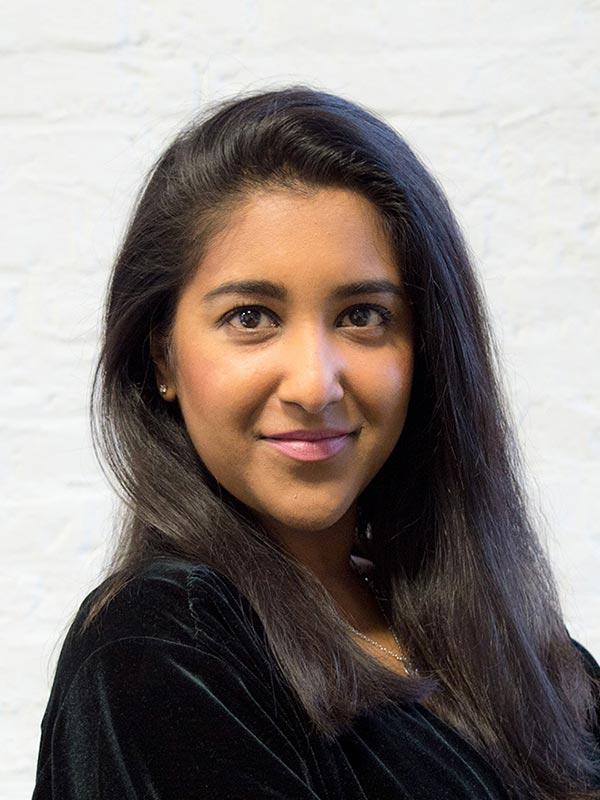 Thaneshia Pillay Associate Talent Acquisition Director