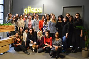 International Women's Day at Glispa HQ
